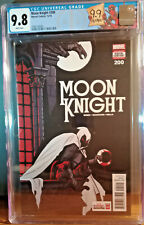 MOON KNIGHT #200 Cloonan cover variant CGC 9.8 Marvel Comics 2018