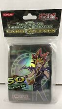 YuGiOh Yugi Moto and the Seal of Orichalcos 50 Card Sleeves Sealed Fast Shipping