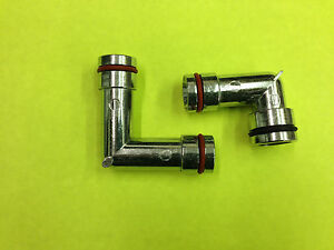 Dorman 47065HP  HVAC Heater Hose Connector Aluminum Coolant Elbows IN STOCK