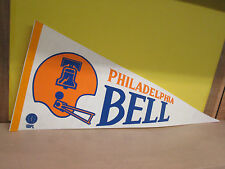 WFL Philadelphia Bell World Football League Pennant