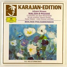 CD-Johann Strauss-VALZER & polkas-a4868