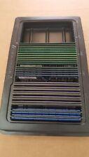 Lot of 24 - 2GB DDR2 RAM Mixed Desktop Memory (24GB total)
