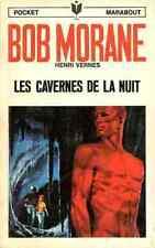 BOB MORANE 103 EO Henri VERNES Pocket Marabout 90 Les cavernes de la nuit E.O