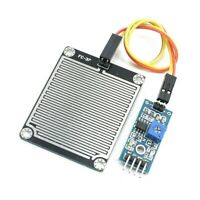 Rain Sensor Module Rainwater Rain Sensor Module 3, 3V-5V J2J8