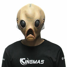 Halloween Werid Monster Alien Mask The Extra Terrestrial ET Popular Latex Mask