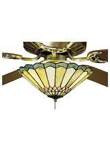 Meyda Tiffany Jadestone Carousel Jade Carousel Tiffany Ceiling Fan Light Kit NEW