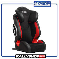 ISOFIX Sparco Child Seat F1000Ki Group 2 and 3 RED ECE Auto Car Baby from 15kg