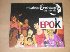 CD RARE / MUSIQUE ET CINEMA DU MONDE / TOUR DU MONDE / MK2 MUSIC / NEUF CELLO