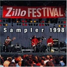 Zillo Festival Sampler 1998 Near Dark, Seigmen, Therion, Generation X-e.. [2 CD]