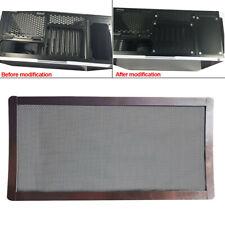 Dust Filter Magnetic Noise Reduction Fan Cooler Cover Computer Mesh PC Dustproof