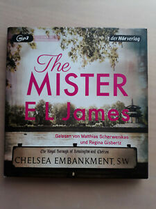 E L James ~ The Mister ~ Hörbuch