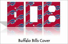Buffalo Bills Light Switch Covers Football NFL Home Decor Outlet
