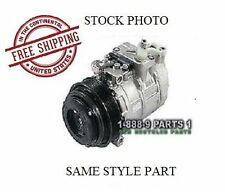 2004 Murano Air Conditioning A/C AC Compressor OEM  Stk # S302121