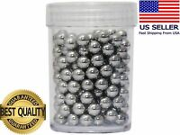 200 Rounds Of Aluminum Metal 6mm Target BBs 0.30g - Not For Game/Field Play