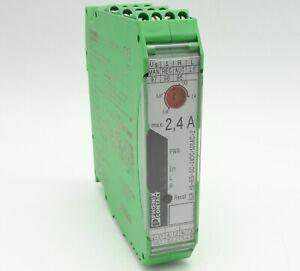 PHOENIX CONTACT ELR H5-IES-SC-24DC/500AC-2 Hybrid Motorstarter 2900414 2,4A 24V