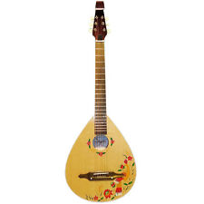 New Nice Ukrainian Folk Classical Acoustic Guitar Kobza Wooden 6st Original, 60