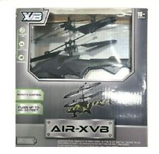 Air-XVB Remote Control Stunt Helicopter W/ USB Charge - 4 Way - Infrared