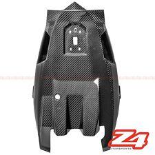 2010-2013 Z1000 Rear Bottom Tail Seat Tray License Cowling Fairing Carbon Fiber