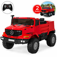 BCP Kids 24V 2-Seater Mercedes-Benz Ride On SUV Truck w/ Remote Control