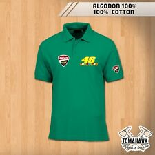 POLO DUCATI CORSE VR46 ROSSI THE DOCTOR POLO SHIRT POLAIRE
