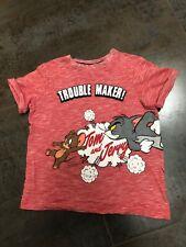 TU Tom & Jerry T-shirt age 5-6
