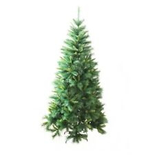 ALEKO Luscious Artificial Indoor Christmas Holiday Pine Tree 7 Foot Green