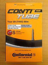 Camara continental 700x28-32-37 Schrader 40 mm