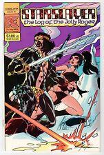 Pacific Comics - STARSLAYER #5 - Grell Art - NM Nov 1982 Vintage Comic Book