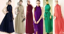 Chiffon All Seasons Solid Dresses for Women
