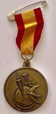 Medaille Championat Mondial Espagne 1976 (N2504)