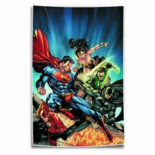"8""x12"" Super hero Paints HD photo on Canvas Home Decor Wall Art Pictures posters"