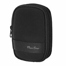 Canon Compact Digital Camera Soft Case Universal Sony Powershot Zip pouch Bag