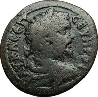 SEPTIMIUS SEVERUS Authentic Ancient 193AD Odessos Thrace Roman Coin i71044