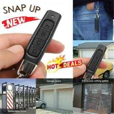 Garage Door Opener Remote Control Duplicator Clone Code Scanner Car Key 433MHZ ~