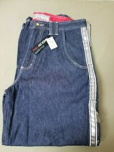 New Old Stock Pop Icon Alternative Youth Baggy Denim Jeans.