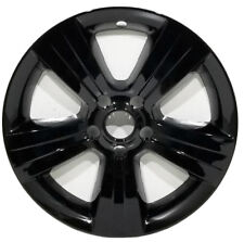 "(1) 2012 JEEP COMPASS 17"" BLACK WHEEL SKIN LINER HUBCAP IWC IMP 373X-17"""