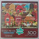 jigsaw puzzle 500 pc Lilac Glen Point Charles Wysocki Americana Buffalo Games