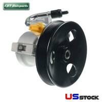 Power Steering Pump w/ Pulley for Chevrolet Aveo Aveo5 Pontiac G3 Wave Suzuki