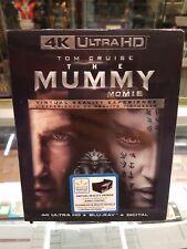 4K Blu Ray - The Mummy Virtual Reality Experience - NTSC - SEALED