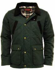 Hip Length Coats & Jackets Puffer Cotton Outer Shell for Men