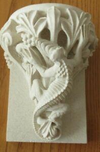 Wells Cathedral Corbel ~ Mythical Salamander
