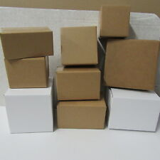 1000  x small cardboard postal royal mail boxes  mixed packing boxes joblot .