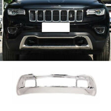 FOR jeep Grand Cherokee 2014-2016 ABS Chrome Front lower bumper Grille Grill