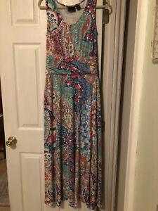 Cynthia Rowley Maxi Dress / Medium