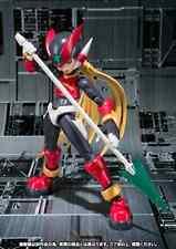 MEGA MAN ZERO S.H. FIGUARTS ACTION FIGURE BY BANDAI JAPAN