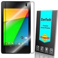 2X Google Nexus 7 (2nd Gen) - ZenTech Clear Screen Protector Guard Shield Film