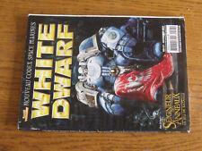 18$$ Warhammer Revue White Dwarf n°127 Repositionner les bras / Space Marines