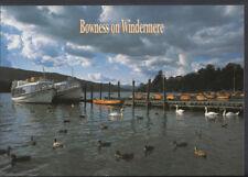 Cumbria Postcard - Bowness On Windermere     RR2934
