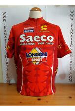 Maillot Ciclismo TEAM SAECO Ballan Cannondale Longoni Maglia Cycling