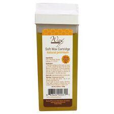 Wax Necessities Natural Premium Soft Wax Cartridge 3.38 oz 100g